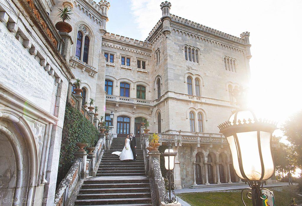 benvenuti nella gallery del fotografo di matrimonio a Udine e Friuli Giulia Zingone wedding photographer und hochzeit photograph in friaul Schloss Miramare