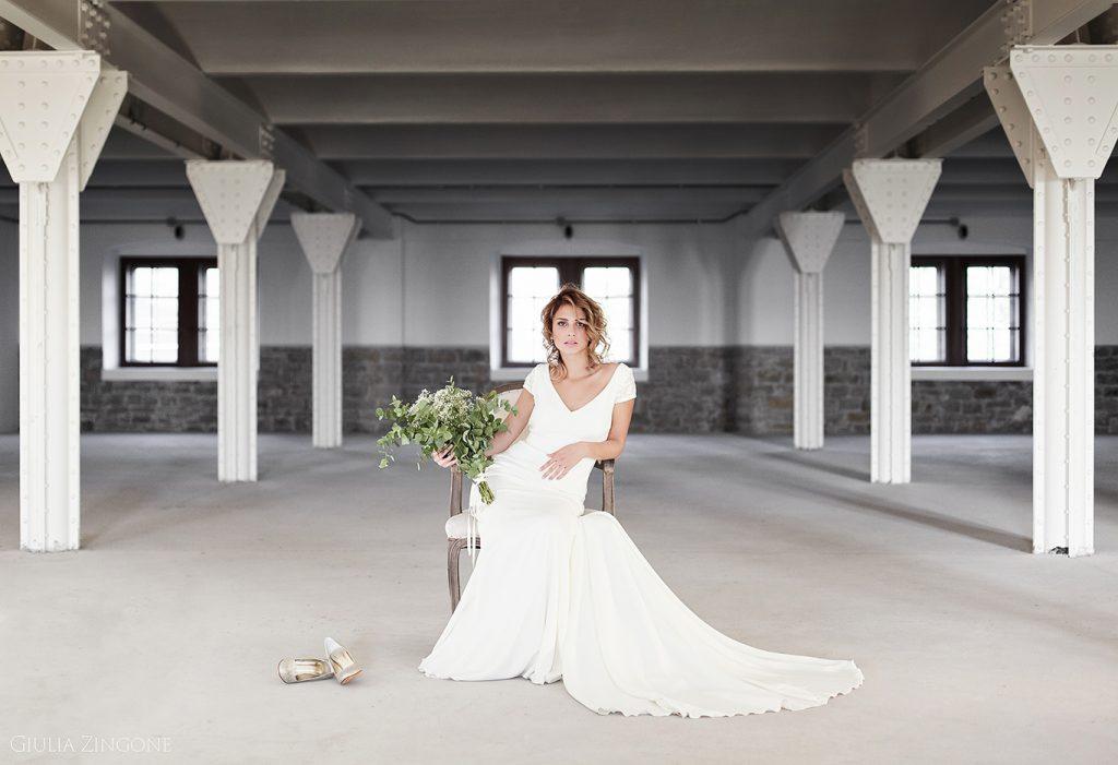 benvenuti nella gallery del fotografo di moda sposa Giulia Zingone per Qualcosa di Blu Trieste fashion photographer in Milan for Pronovias bridal wedding dress that you can find at Qualcosa di Blu Trieste porocni butik
