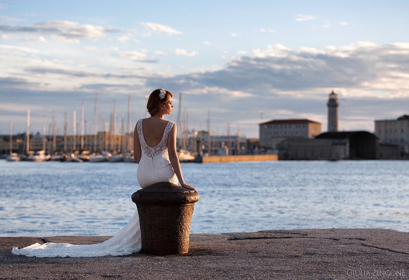benvenuti nella gallery del fotografo di matrimonio a Trieste Giulia Zingone hochzeit photograph in Triest