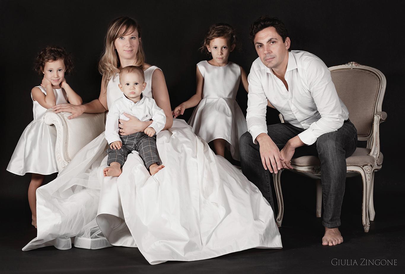 sono felice di annunciare il mio nuovo servizio fotografico family di ritratto in studio a Milano e Trieste